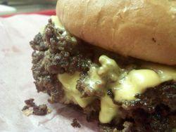 Trial burger close