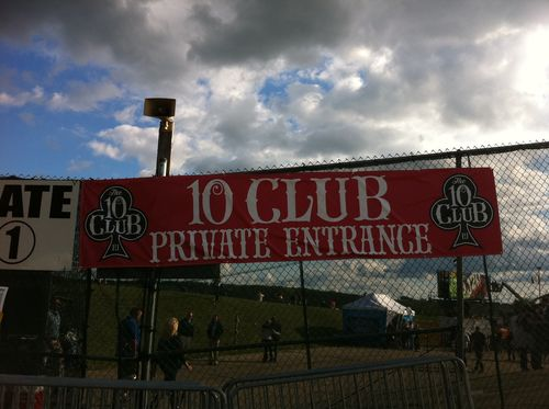 Only fence at PJ20