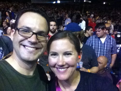 Mr. & Mrs. Pearl Jam Fanatic
